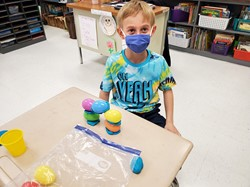 Easter STEM activity